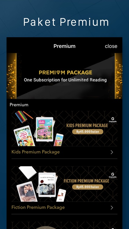 Gramedia Digital screenshot-3