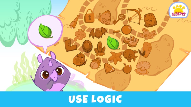 Bibi:Games for Toddlers 2 3 4