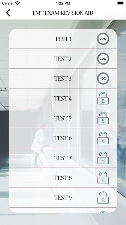 EMT Exam Revision Aid screenshot-7