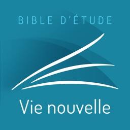 Bible d'étude Vie Nouvelle