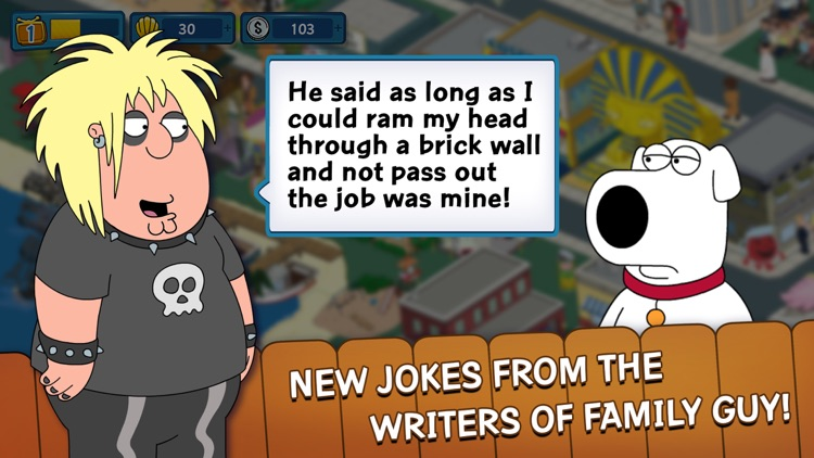 Family Guy The Quest for Stuff screenshot-5