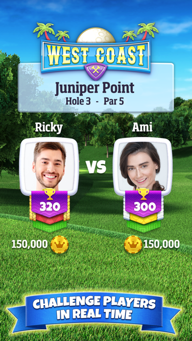 Golf Clash for Windows