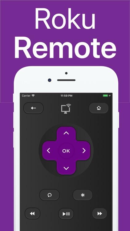 Roku remote : Rokumotee