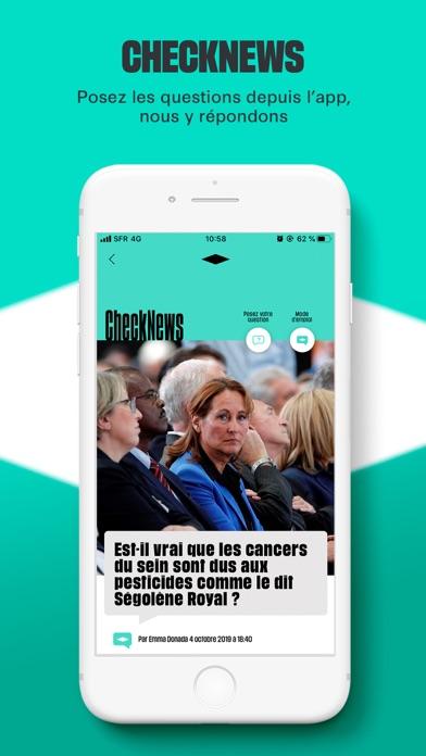 Libération: toute l'actualité på PC
