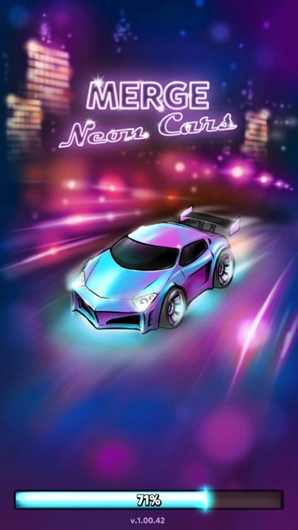 Merge Neon Car screenshot-4