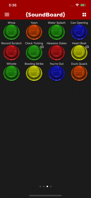 ‎Sound Board - Funny Sounds! Screenshot