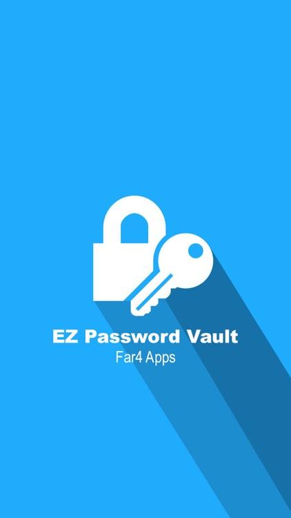 EZ Password Vault