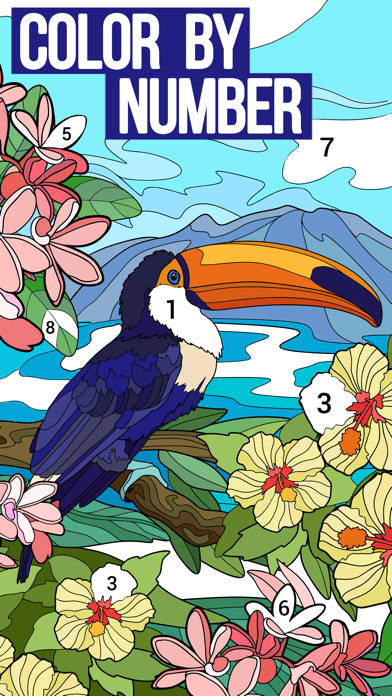 download Happy Color™ – Paint by Number for PC