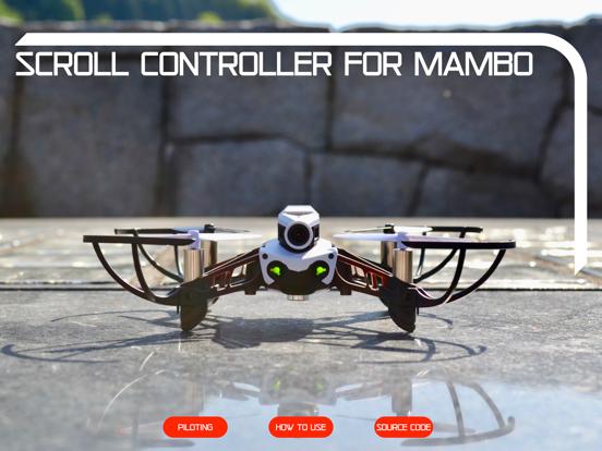 Scroll Controller for Mambo screenshot 11