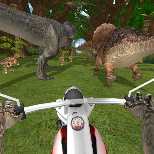 Moto Raptor: Jurassic Dinosaur
