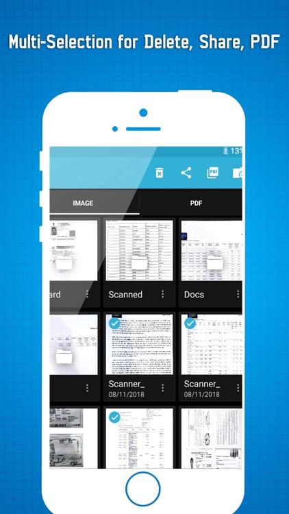 Cam Scanner HD Document Scan screenshot-3