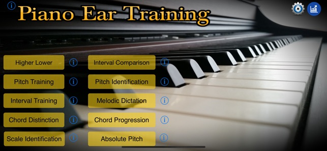 Piano Ear Training on the App Store