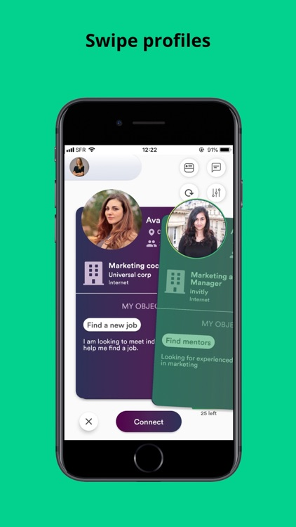 invitly - Business Networking screenshot-0