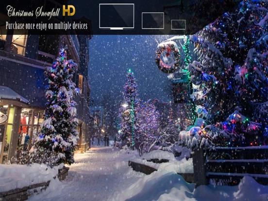 Christmas Snowfall HD screenshot 6