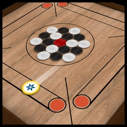 Real Carrom pool club 3d