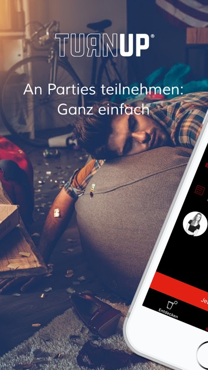 turnup - party with friends