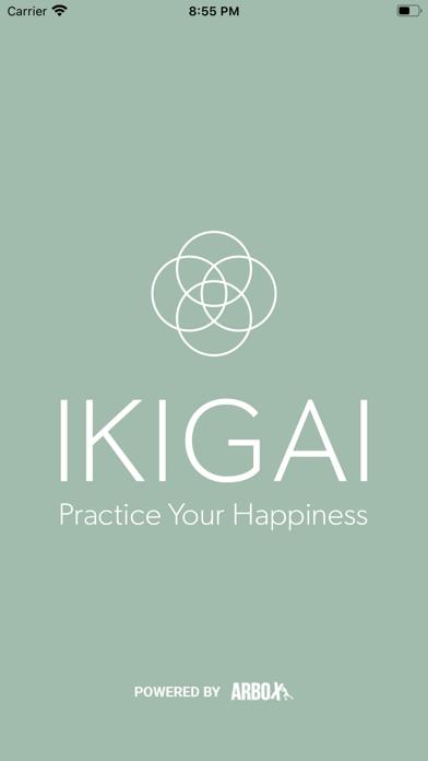 IKIGAI Practice Your Happiness screenshot 1