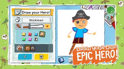 Draw a Stickman: EPIC 3 screenshot 1
