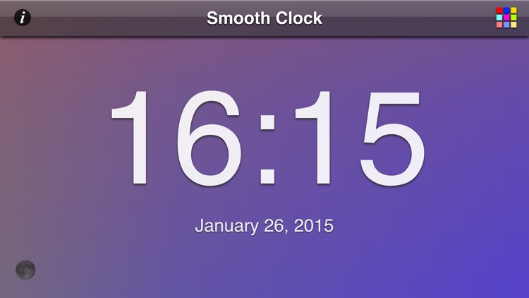 Smooth Clock