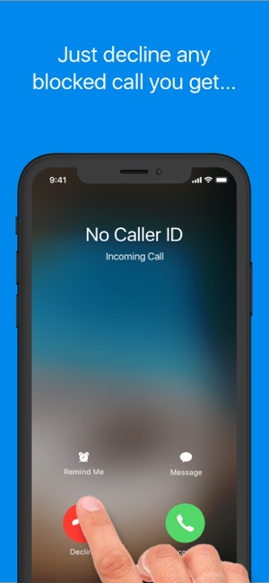 TrapCall: Reveal No Caller ID on the App Store