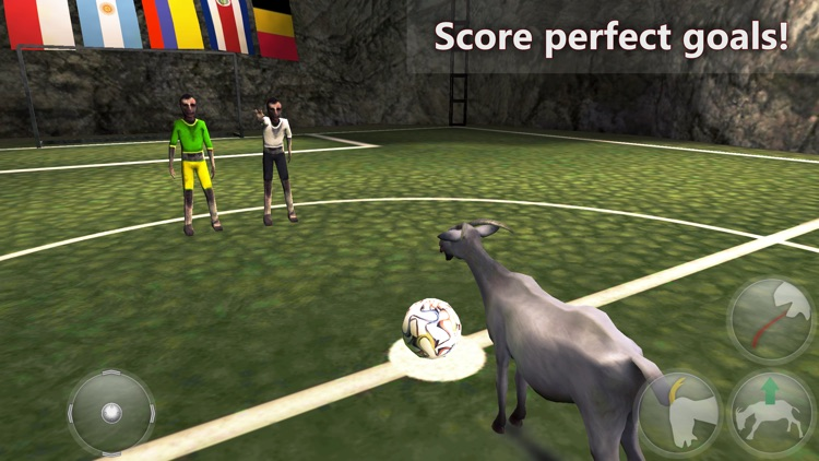 Goat vs Zombie: Best Simulator