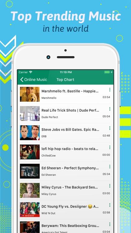 Lark Player -- YT Music Player screenshot-5