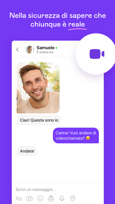 Badoo dating scaricare per BlackBerry