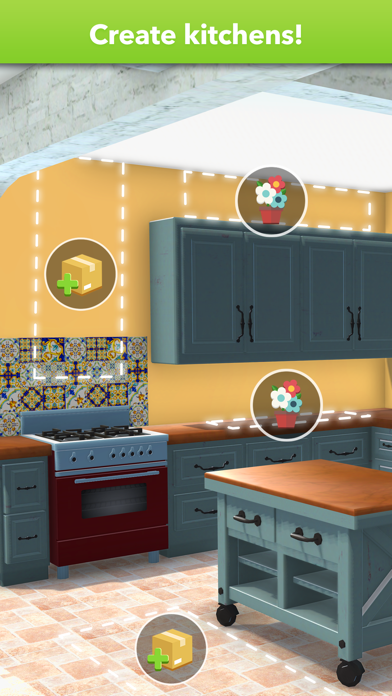 Home Design Makeover screenshot three