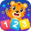 贝乐虎数学-0-6岁儿童数学益智游戏
