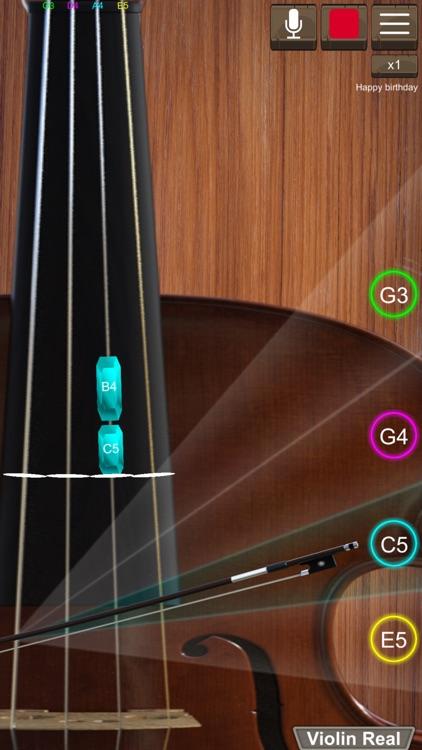 Violin Real screenshot-5
