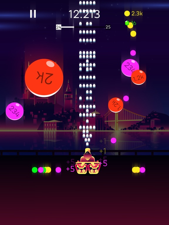 Blast Away: Ball Drop! screenshot 6
