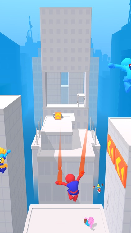 Parkour Race - Freerun Game screenshot-4