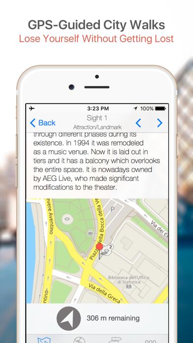 GPSmyCity: Walks in 1K+ Cities Screenshot