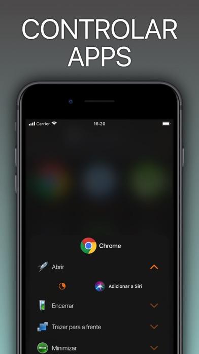 Foto do Controle remoto para Mac