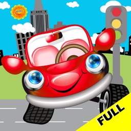 Toddler Cars Games Puzzle FULL
