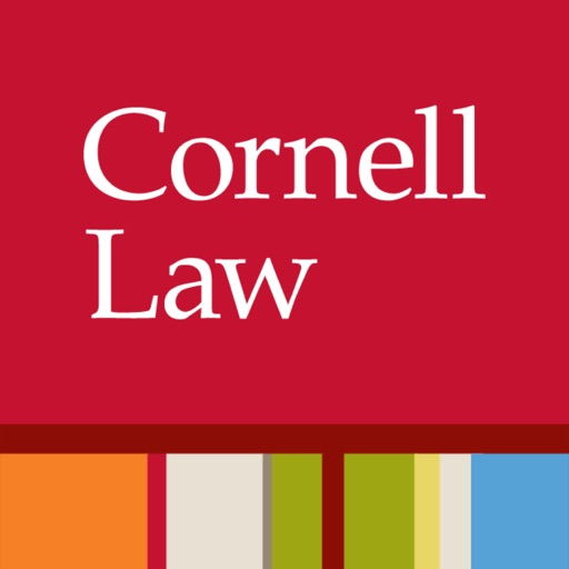 Download Cornell Law School free for iPhone, iPod and iPad