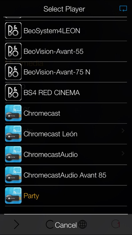 C5 - Stream DLNA Cast Player screenshot-3