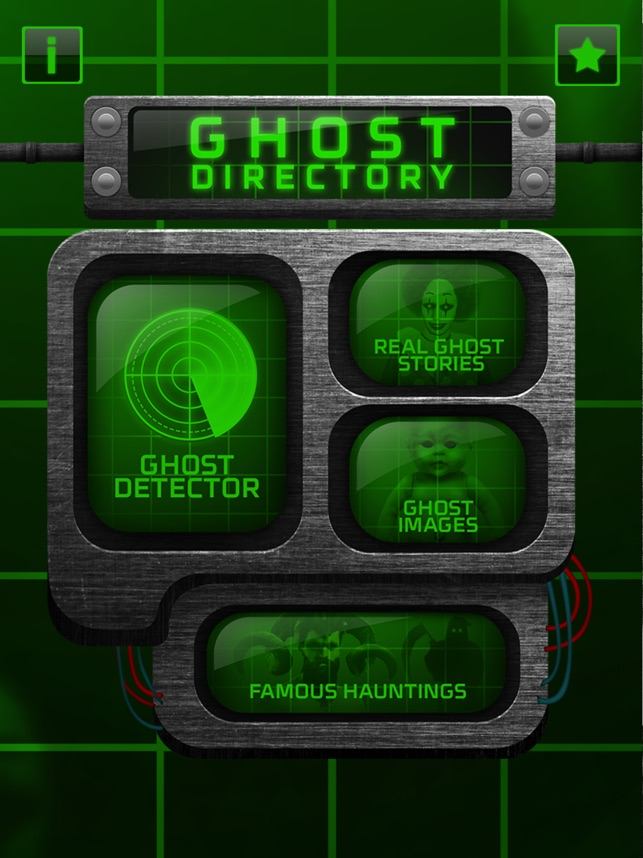 Ghost Detector+ on the App Store