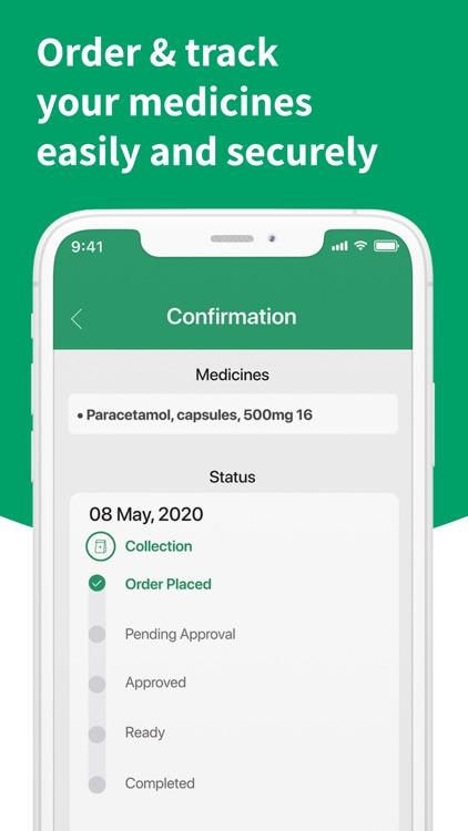 Healthera NHS Prescription App screenshot-4
