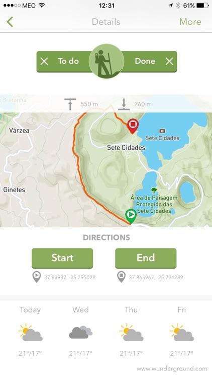 Walkme Portugal Trails