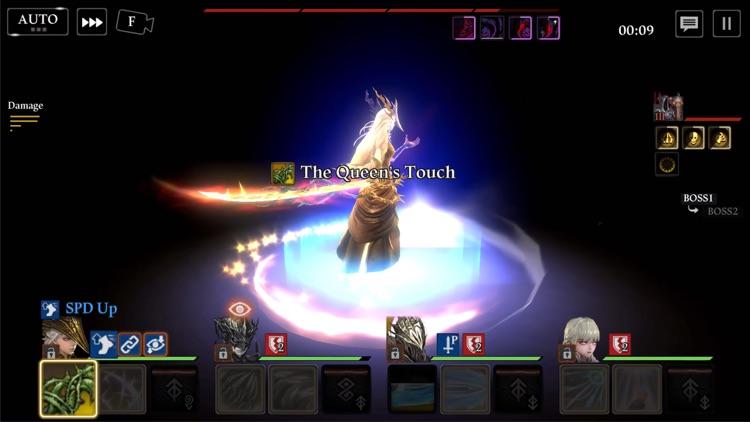HEIR OF LIGHT screenshot-7