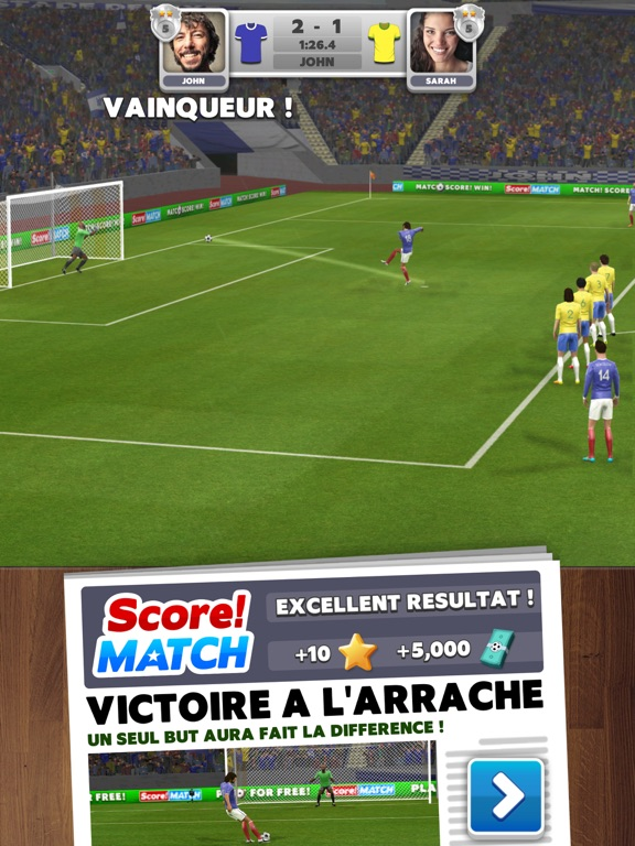 Score! Match - Football PvP