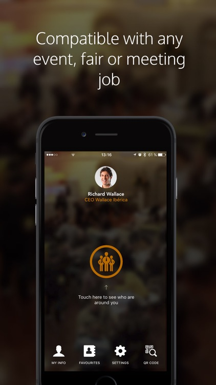 MITBIS - The Networking App