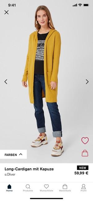 online store 235c9 4720c s.Oliver | Mode & Styles im App Store
