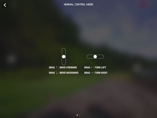 Scroll Controller Jumping Sumo screenshot 18
