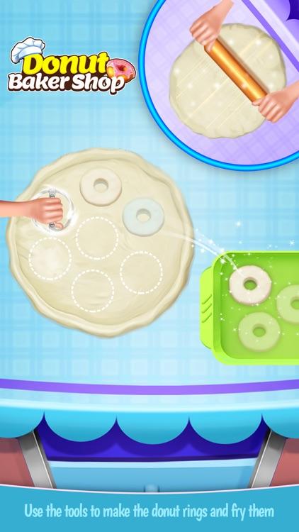 My Dessert Donut Food Kitchen screenshot-5