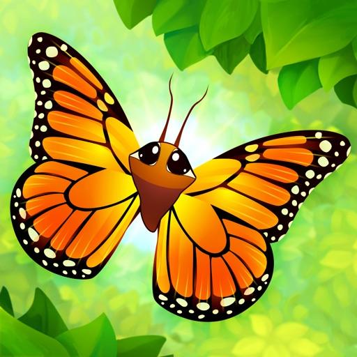 Flutter: Butterfly Sanctuary