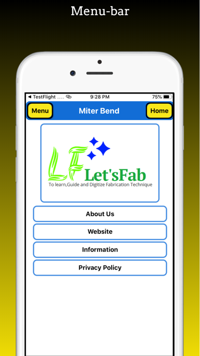Miter Bend Pro screenshot 4