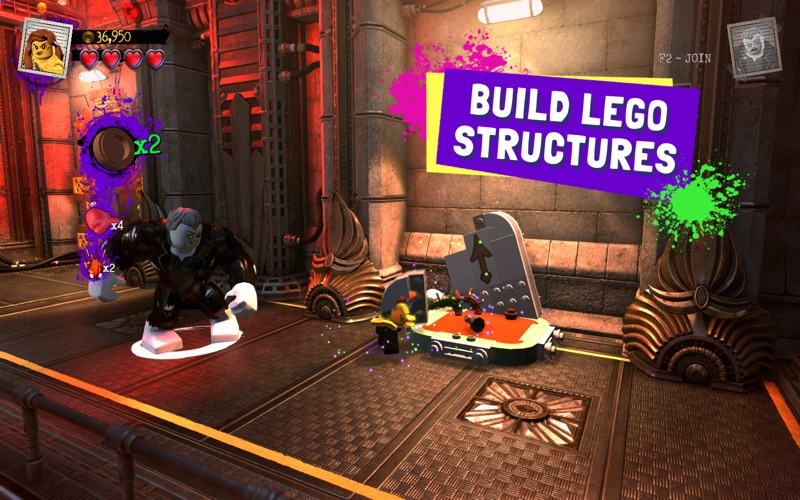 LEGO® DC Super-Villains for Mac