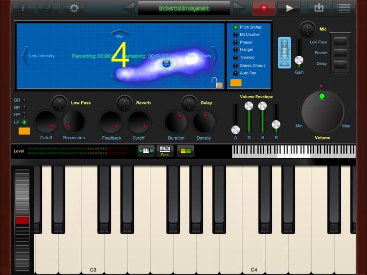 SoundFont Pro screenshot-4
